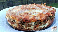 Instant Pot Lasagna - Sisters Under Pressure