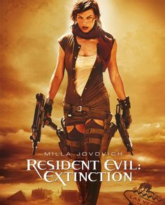 Milla Jovovich as Alice has become one of the biggest female action stars in the world in the Resident Evil film franchise. This is based off the Resident Evil video game franchise Milla Jovovich, Mike Epps, Hd Movies, Movies And Tv Shows, Movie Tv, Horror Movies, Movies Online, Watch Movies, Action Movies