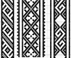 Charted Patterns from Medieval Egypt - Pattern Darning Cross Stitch Embroidery, Hand Embroidery, Cross Stitch Patterns, Victoria And Albert Museum, Medieval, Celtic Patterns, Tunisian Crochet, Knitting Charts, Darning