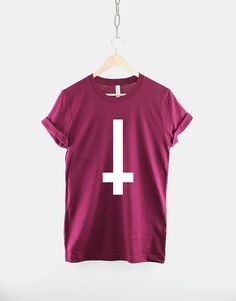 This cross shirt is made of premium quality ring spun cotton for a great quality soft feel, and comfortable retail fit. Our soft textile flex print…