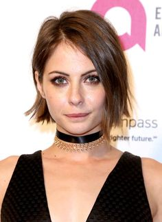 Willa Holland at the 2016 Elton John AIDS Foundation Academy Awards viewing party.