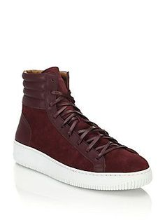 FACTO Saturn High-Top Sneakers<br>