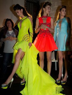 Georges Chakra Spring-summer 2013 - Ready-to-Wear