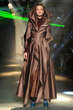 Vivienne Westwood RTW Fall 2012 collection - Coat? Dress? Coatdress? I drooled a little.