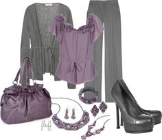 """""""lavender"""" by fluffof5 ❤ liked on Polyvore"""