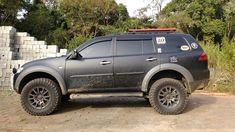 Visual arrojado, demonstra robustez e bom gosto Land Rover V8, Pajero Dakar, 4x4, Audi Wagon, Diesel, Mitsubishi Pajero Sport, Montero Sport, Mitsubishi Outlander, Off Road