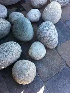 Enkle vakre stein