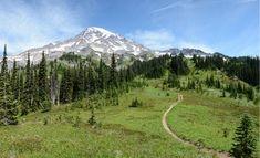Van Trump Park — Mt Rainier National Park. Washington Trails Association