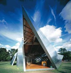 Serpentine Gallery Pavilion 2001 by Daniel Libeskind with Arup