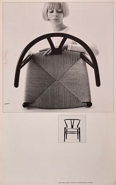 Advertising Poster, Mid Century Furniture, Vintage Paper, Danish, Bags, Kunst, Handbags, Danish Pastries, Bag