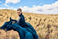 Vogue China September 2016 Ruth Bell by Ryan McGinley-9