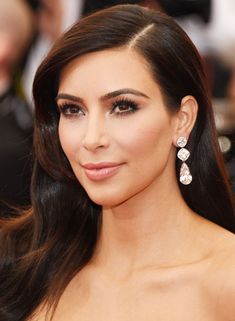 Kim Kardashian is the perfect diva and style icon. She is gorgeous, curvy and one woman who marks the epitome of styling and fashion. Her hairstyles may not include trimming but for sure have loads of styling in them. Here we present her top 10 hairstyles