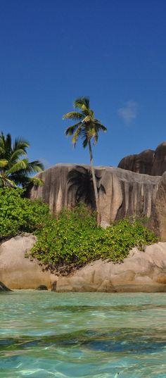 Anse Sourse d'Argent, Seychelles