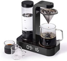 Single Cup Coffee Maker, Pour Over Coffee Maker, Coffee Maker Reviews, Coffee Type, Coffee Set, Best Coffee, Automatic Coffee Machine, Manual Coffee Grinder