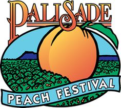 Palisade Peach Festival #BestPlaces    (Can't believe that USAA tagged the Denver omelet as a most typical Colorado comestible... my farmer's market shows how short-sighted that is.)