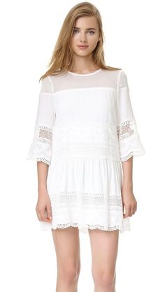 endless rose Woven Dress | SHOPBOP