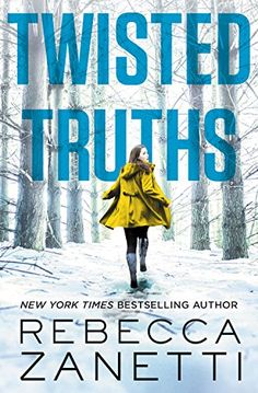 Twisted Truths (Blood Brothers) by Rebecca Zanetti