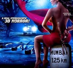Trailer Of Horror Movie 'Mumbai 125' Starring Veena Malik As A Deadly Ghost