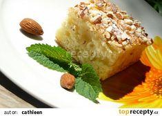 Trdelník na plechu recept - TopRecepty.cz Something Sweet, Cornbread, Rum, French Toast, Pizza, Sweets, Baking, Breakfast, Ethnic Recipes