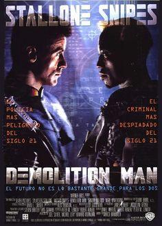 Cine tejeril: Demolition Man