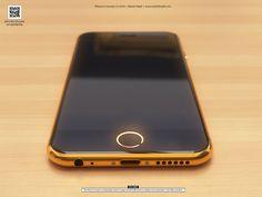 The gold iPhone 6 is here. Sort of. - Martin Hajek