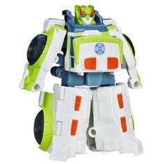 Amazon.com: Playskool Heroes Transformers Rescue Bots Rescan Medix Action Figure: Toys & Games
