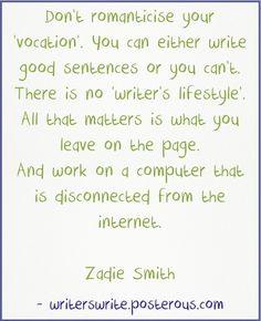 Writers Write - Write to communicate.