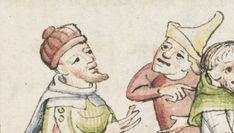 Engelberg, Stiftsbibliothek, Cod. 339, f. 29v, 1396, Switserland