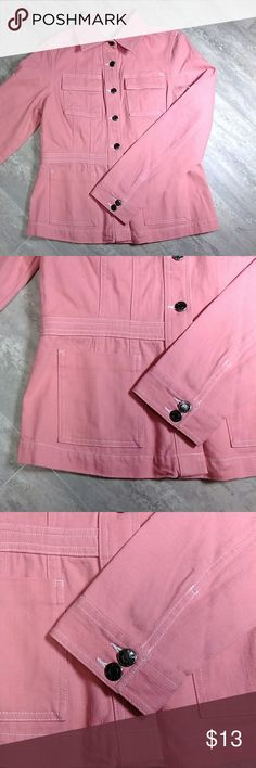 Crazy Horse, size M,  like new. Crazy Horse, size M,  like new. Liz Claiborne Jackets & Coats Jean Jackets