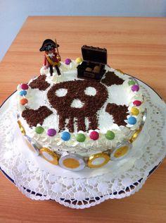 Kindergeburtstag Pirat Fondant, Cake, Desserts, Food, Pies, Tailgate Desserts, Deserts, Kuchen, Essen