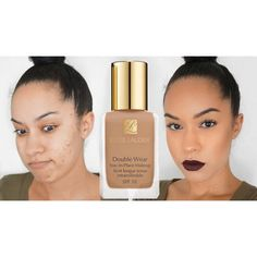 Estee Lauder 04 Pebble 3c2 Double Wear Stay in Place Makeup  A MUST TRY FOUNDATION!  . . . . #afflink #makeupproducts #tutorial #natural #dupes #tips #looks #ideas #hacks #organization #wedding #forteens #prom #forbeginners #diy #brushes #lips #fall #goals #naturelle #artist #halloween #beauty #easy #contour #christmas #bridal #summer #everyday #browneyes #bridesmaid #simple #glam