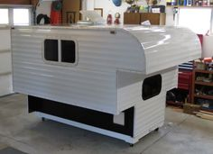 Homemade Pickup Camper Plans |
