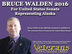 Veterans Party scores Election Win, readies for 2016