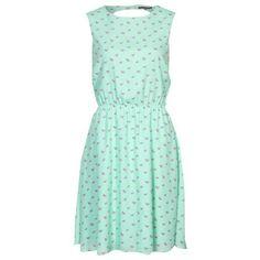 Kleid 32,95€ ♥ Hier kaufen: http://www.stylefruits.de/kleid-mit-print-mintundberry/p3940255