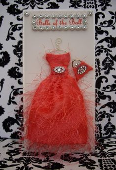 Belle of the Ball / Vintage Inspired 50s Glamour Dress by BSylvar, $13.00