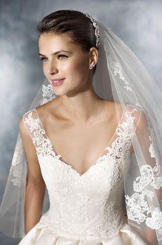 Brautkleider von La Sposa - Model Janira