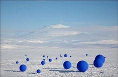 """Lita Albuquerque """"Stellar Axis : Antarctica"""" 2006"""