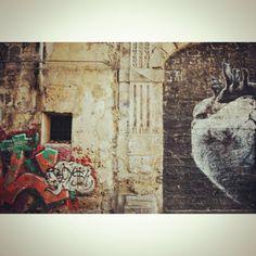 Street art- Vucciria- Palermo- Sicilia