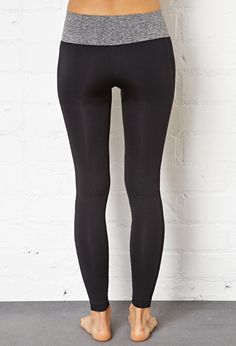 Forever 21 High Waisted Yoga Pants