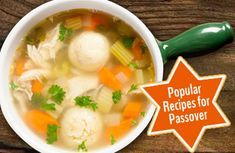 26 must-try #recipes for #Passover! | via @Spark Recipes