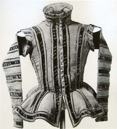 Outer doublet of count Friedrich von Stubenberg (1574) now placed in © Johanneum Styrian Regional Musee