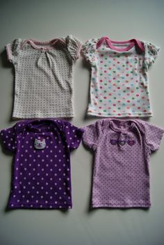 newborn onesies to doll nightgowns by nest full of eggs American Girl Outfits, My American Girl Doll, American Doll Clothes, Sewing Doll Clothes, Baby Doll Clothes, Barbie Clothes, Baby Dolls, Girl Dolls, Barbie Doll