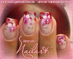 Airbrush-Blätter