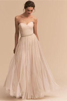5 Must See Affordable Bridal Styles At BHLDN