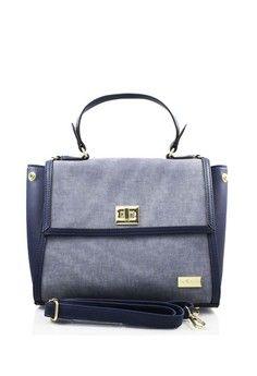 Wanita Tas Hand Bag Bellagio