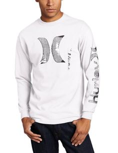 #Hurley #Men's #Scapher #Long Sleeve #Tee lots of colors