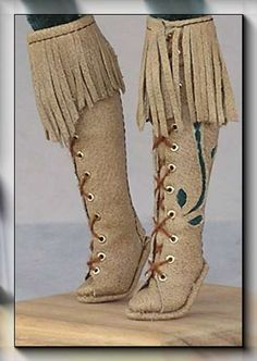 Liale - Forest Fae - OOAK dolls by VALKYRIE - with full tutorials  How to make boots