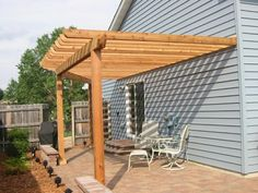 Why you should build a pergola in your garden? It is still not too late to build a beautiful pergola