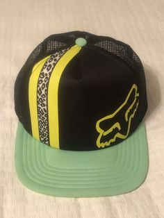 a08355f2f39a3 FOX RacingWomens Trucker Cap   Hat - Great Condition - Worn Once  fashion   clothing  shoes  accessories  womensaccessories  hats (ebay link)