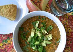 cashew creamy lentil soup